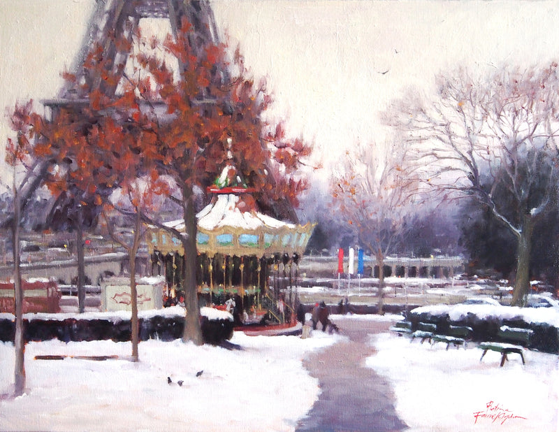 Le Carrousel - Paris