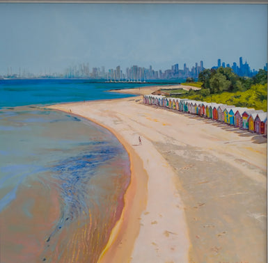 Peter Allen-Ankins - Brighton Beach