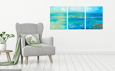 Sea Songs (triptych)