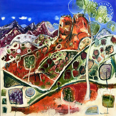 Stewart Westle - Arkaroola Country - NEW WORK