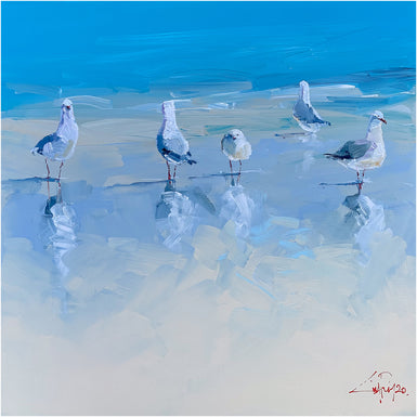 Studio Gulls - SOLD