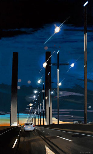 Tony Sowersby - Bolting (Bolte Bridge)