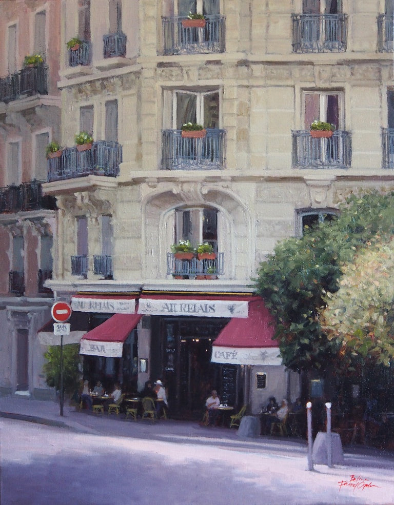 Hazy Afternoon - Paris SOLD