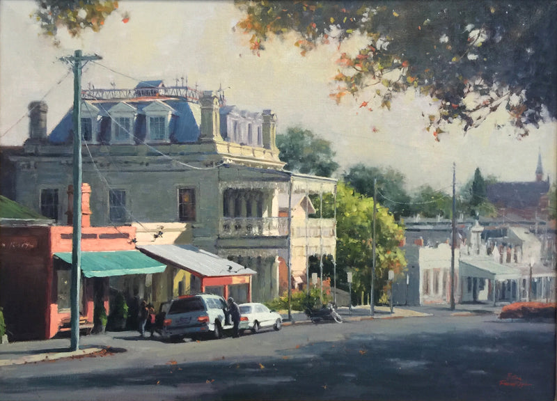The Imperial Hotel - Castlemaine - SOLD