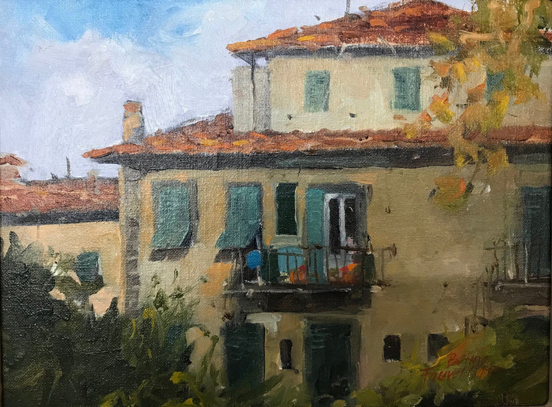 Village House Italy - SOLD