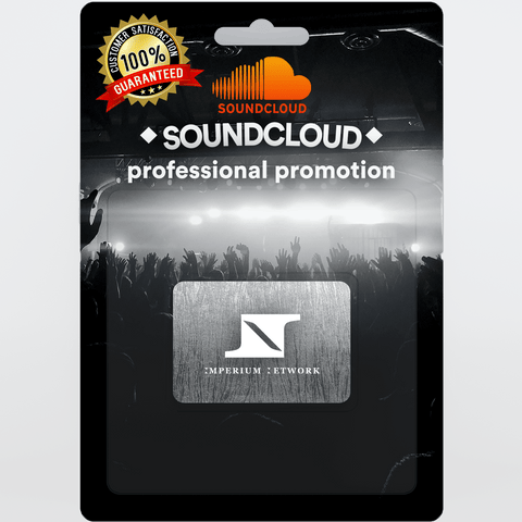 Medium Real and Organic Soundcloud Promotion