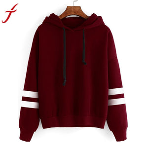 Long Sleeve Hooded Pullover