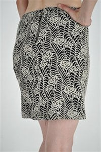 SKT 1780 LACE COTTON SKIRT