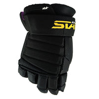 NC7 - No Compromise, MFG Hockey Glove - Black Gold