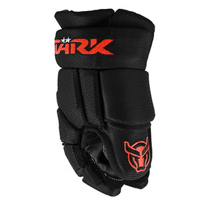 NC7 - No Compromise, MFG Hockey Glove - Black Red