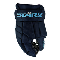 NC7 - No Compromise, MFG Hockey Glove - Navy Baby Blue
