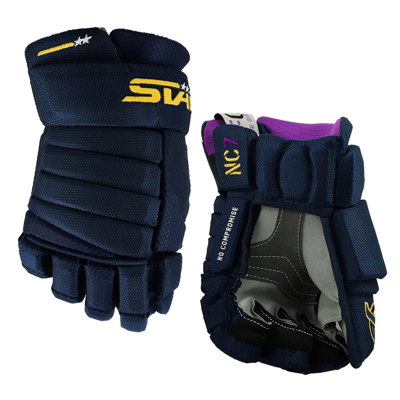 NC7 - No Compromise, MFG Hockey Glove - 2019