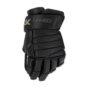 DC7 - Men's Hockey Glove - NAKED BLACK