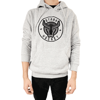 STÄRK OFFDAY HOODIE – Sports Grey and Black
