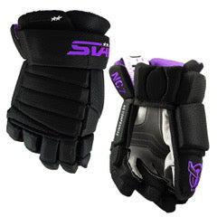 NC7 - No Compromise, MFG Hockey Glove - SASSY BLACK