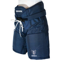 NC7 - No Compromise, MFG Hockey PANT - NAVY WHITE