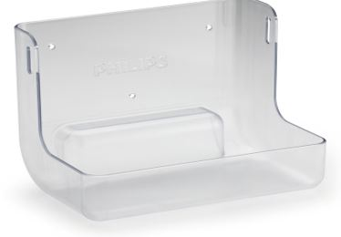 Wall Mount Bracket - Philips (Clear Plastic) 989803170891