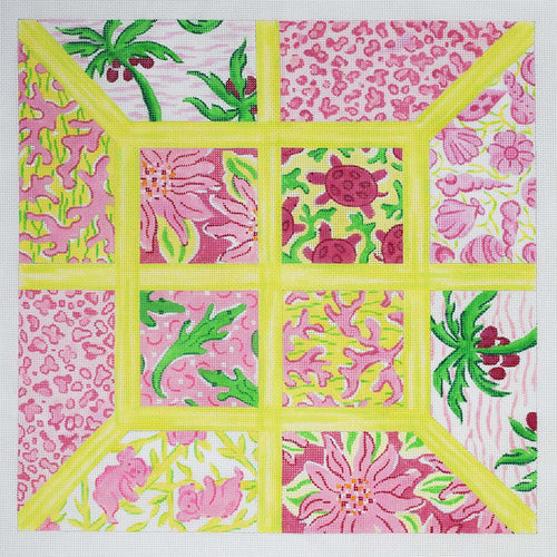 Tropical Paradise in Geometric splendor