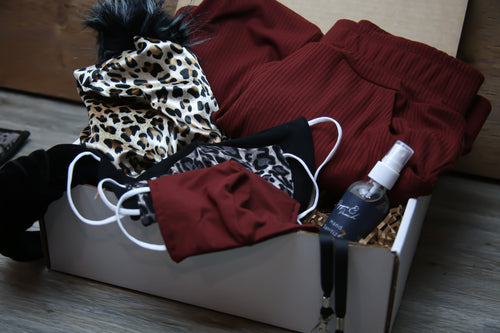 HOLIDAY LUXE LOUNGE BOX- Adult