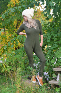 #GIRLBOSS Romper (in Forest)