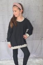 Kids High Low Weekday Pullover