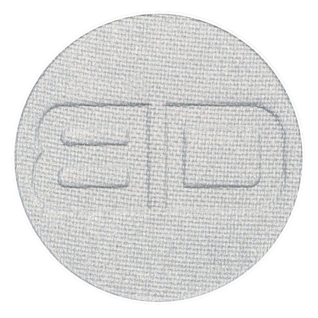 Puderpigment Silber, Refill