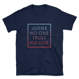 Judge No One