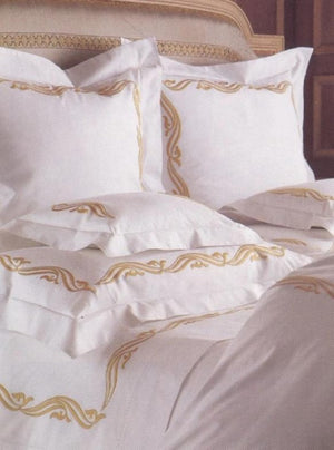 Venezia Embroidered Luxury Sheet Sets and Duvet Covers