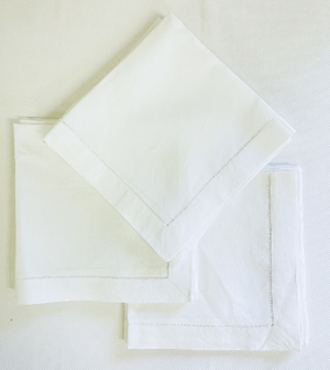 Assorted Hemstitch Napkin Sets
