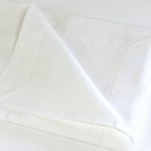 Fine European Linen Tablecloth- 72 x 72
