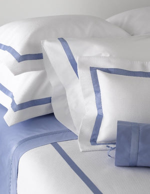 Matouk Mayfair Diamond Pique Bed Linens