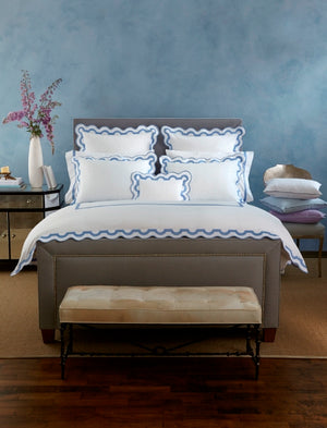 Mirasol by Matouk- Duvet Covers-Sheets