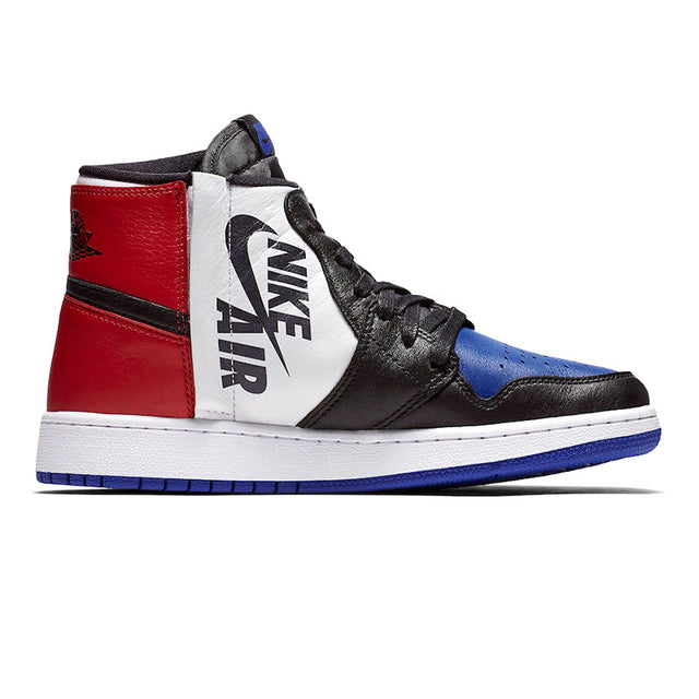 online retailer 2815a 77672 Nike AIR JORDAN 1 REBEL XX OG Women Basketball Shoes, Red & Blue/White &  Red, Shock Absorbing Breathable AT4151 001 AT4151 100