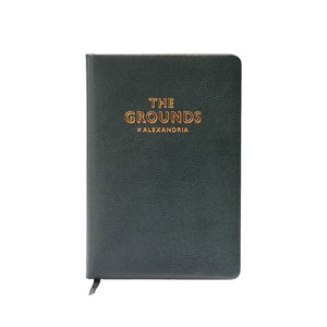 Faux Leather Notebook