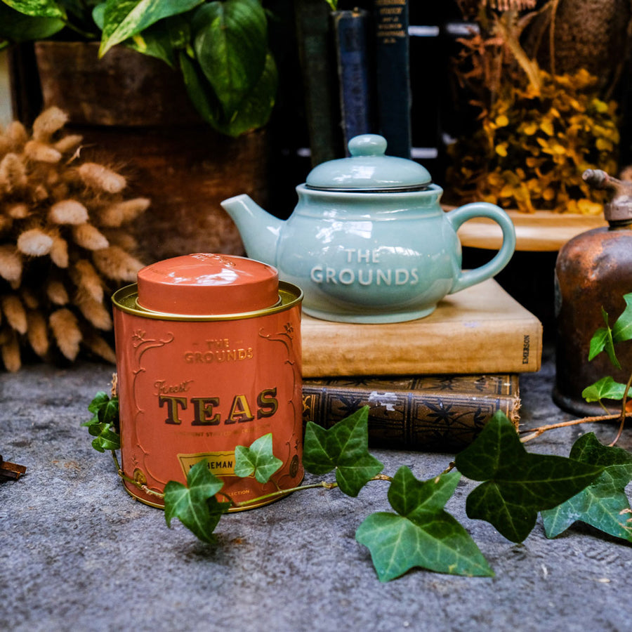 Tea Brew Set: Teapot & Tea