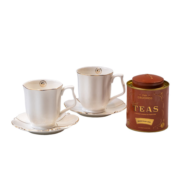Tea for 2: Mug & Tea Set