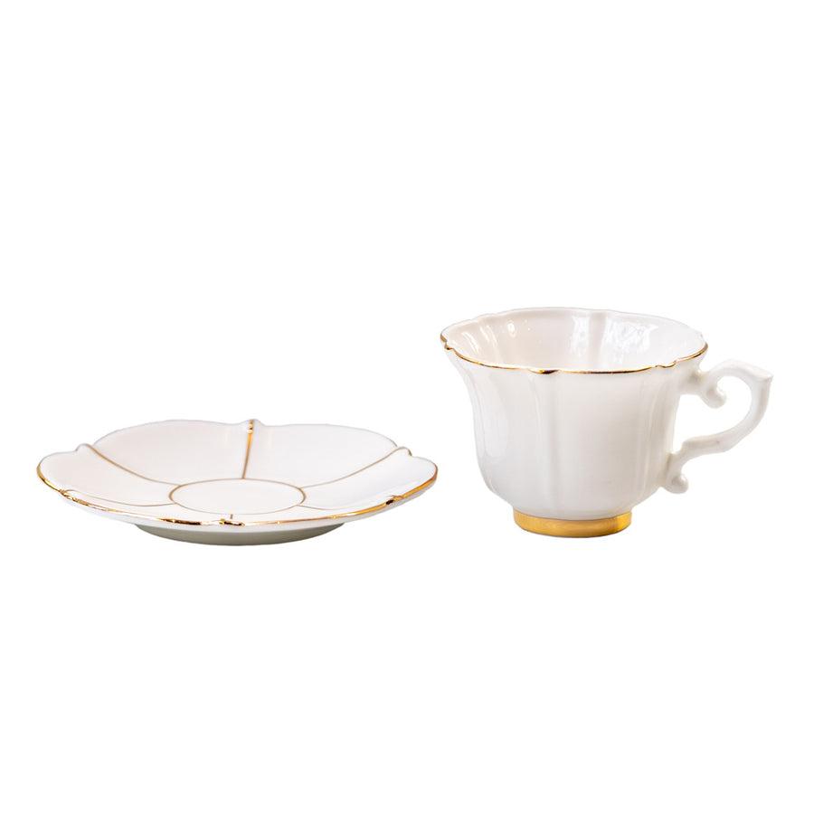 Tea for 2: Tea Cup & Tea Set