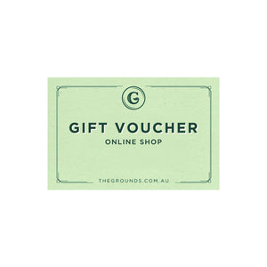 Gift Vouchers: Online Shop
