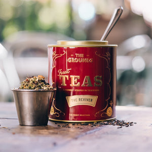 The Grounds Roastery | The Reviver Loose Leaf Tea