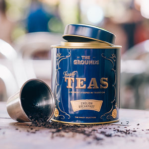 The Grounds Roastery | English Breakfast Loose Leaf Tea