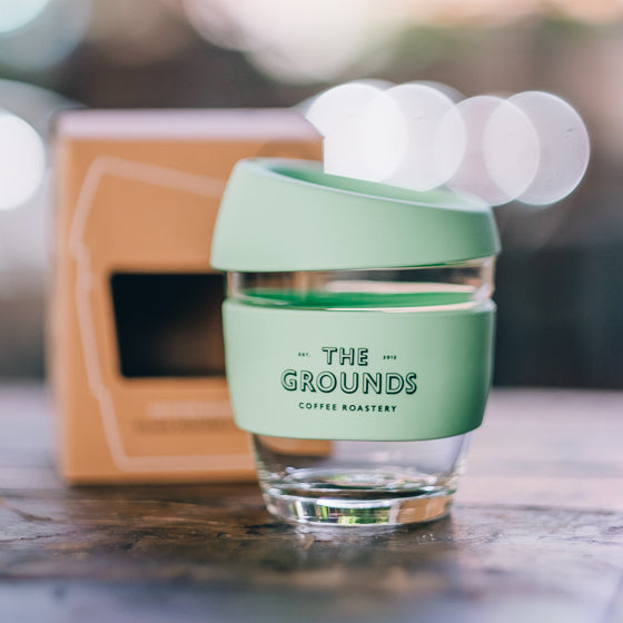 The Grounds Roastery | JOCO Reusable Coffee Cup