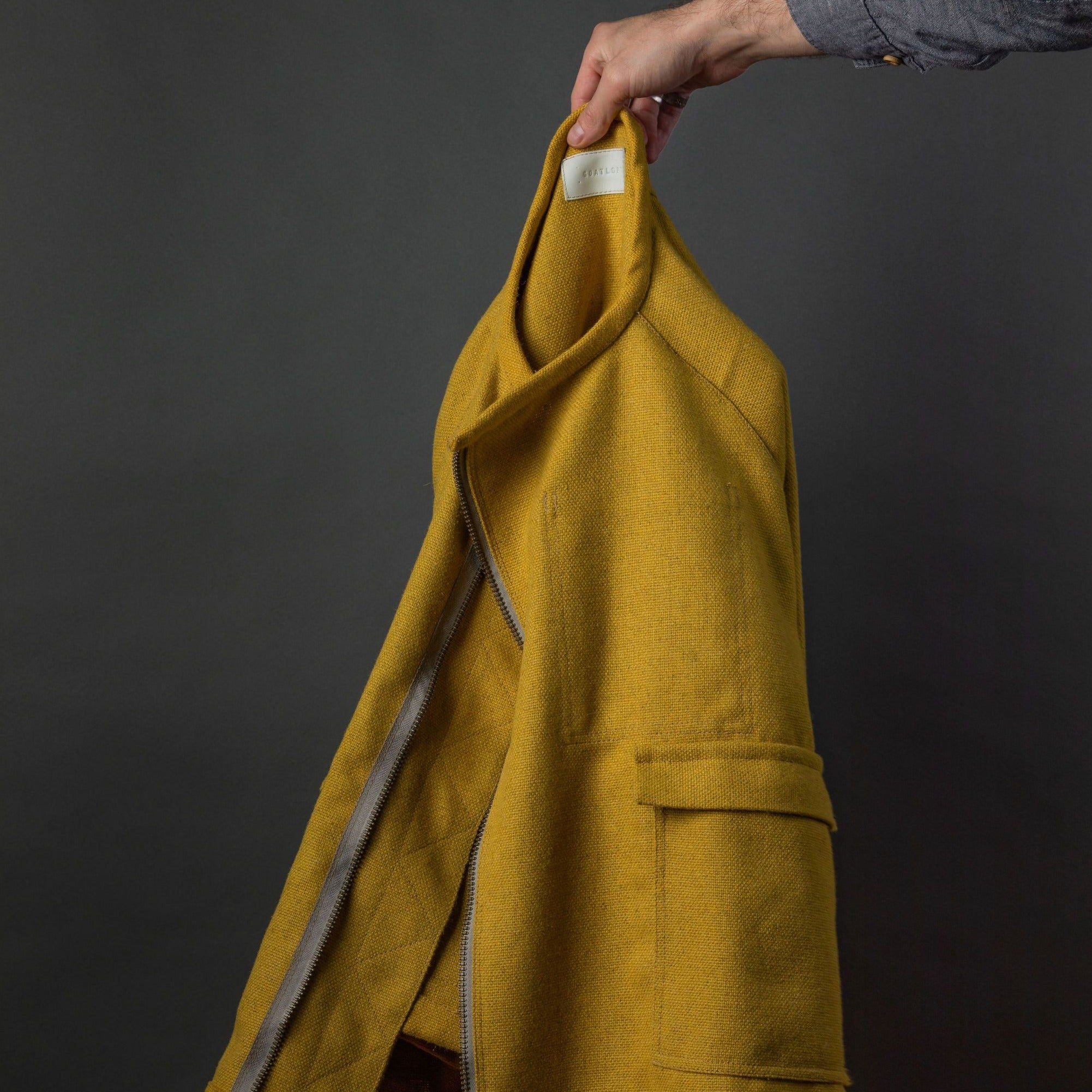 Wool Worker Yellow