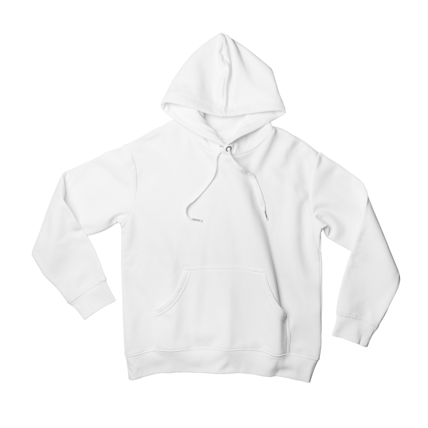Woof Woof Hoodie - White - le-fralla