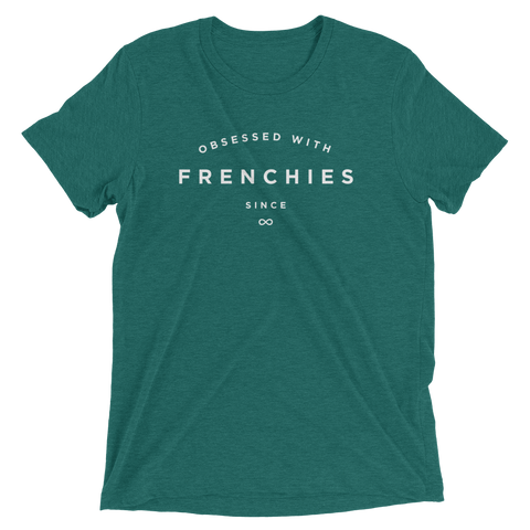 Obsessed Tee - Green - le-fralla