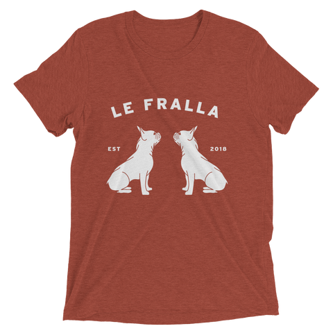 Royal Tee - Red - le-fralla
