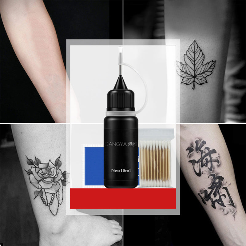 Salon Tattoo Makeup Ink Bottle Pigment Body Art Painting Design Accessories Ubsia