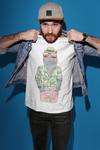 The Cool Hippo Men's T-Shirt - Pulgeros