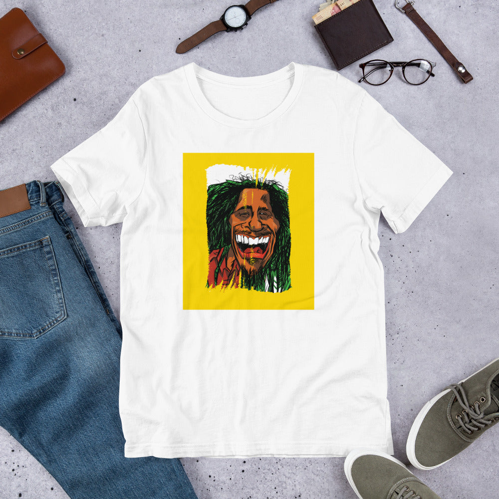 Men's T-Shirt Marley - Pulgeros