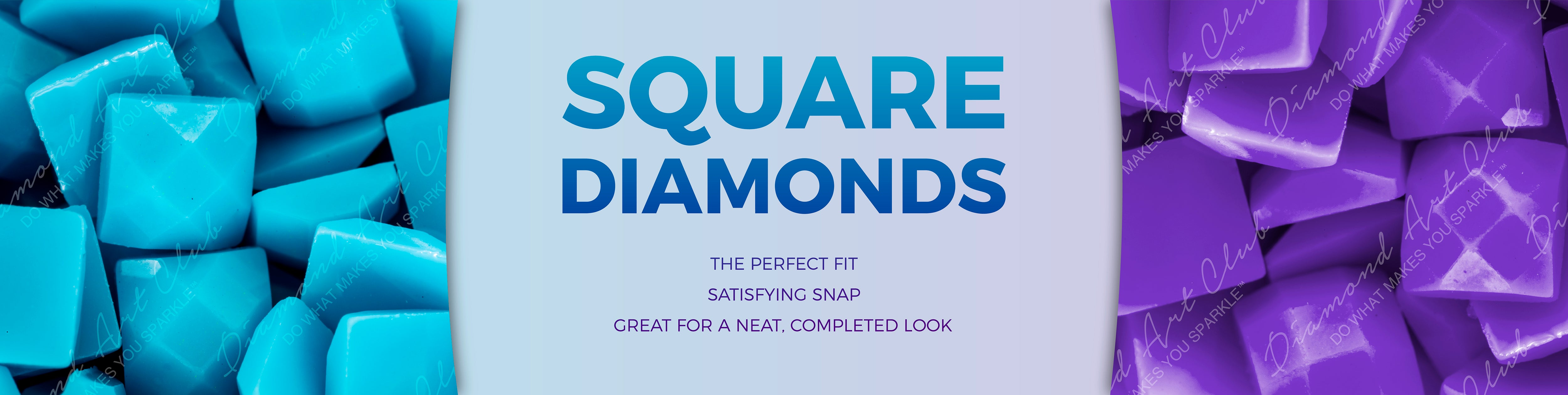 Square Diamonds
