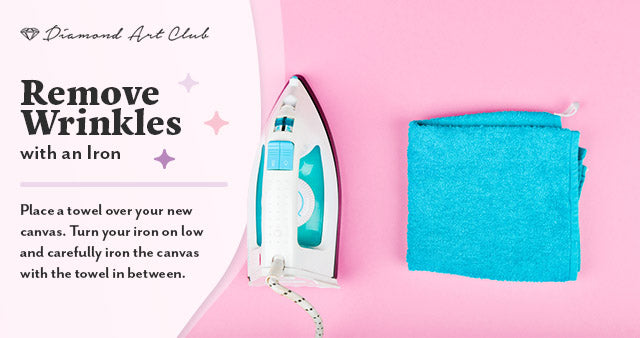 Remove Wrinkles with an Iron